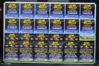 Bar Wars posters