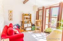 Right top floor summer room/lounge/bedroom 3