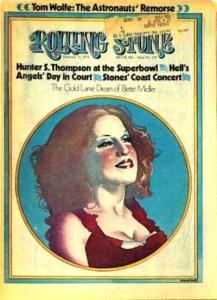 February 15, 1973 Rolling Stone Magazine