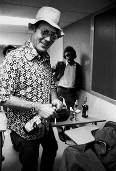 The Worlds Greatest Cover Letter By Hunter SThompson GonzoToday