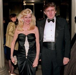 Ivana & Donald Trump