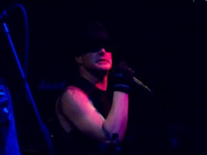 Michale Graves live on stage at the Brauerhouse in Lombard, IL.