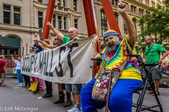 aron-kay-a-k-a-yippie-pie-man-joined-the-4th-aniiversary-gathering-of-occupy-wall-street-with-andrew-ryan