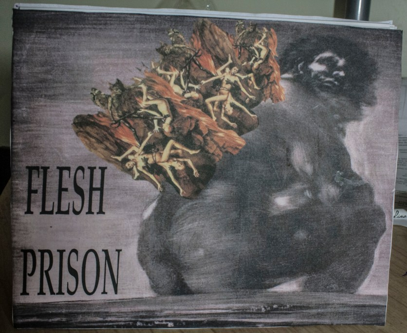Flesh Prison title