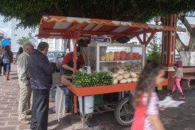 plaza fruit