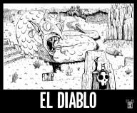 El Diablo Poster V.1