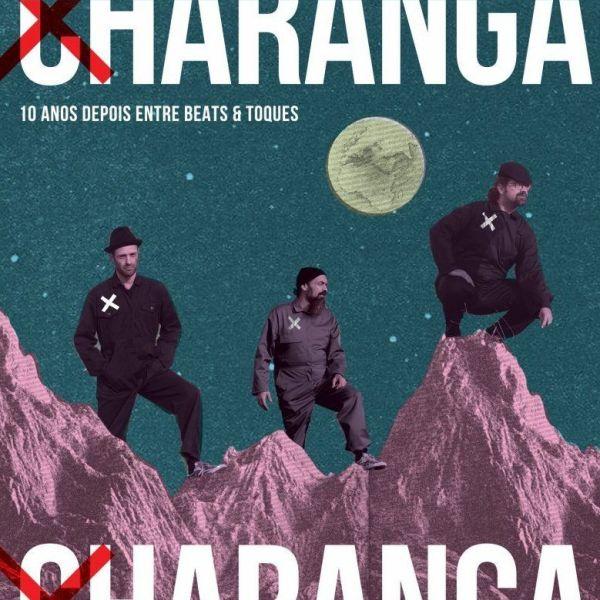 Charanga com X - Cover