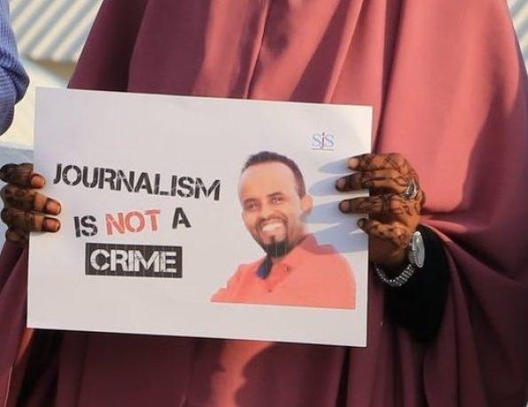 Wariyayaasha Muqdisho Oo Maamulka Madaxweeyne Deni Ka Dalbaday In La Sii  Dayo Wariye Kilwe – Goobjoog News