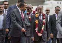 Ethiopia welcomes first delegation from rival Eritrea in two decades