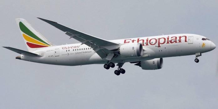 Shirkadda Ethiopian Airlines oo joojisay inay tagto 30 dal oo Somalia ka mid tahay. (Akhriso Liiska)