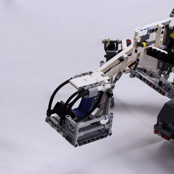 "-""7692 Pieces My Own Creation""- Technic MOC 20920 RC Liebherr LTM11200 Custom Bricks. (MOC Custom Bricks, Compatible Building Blocks Bricks)"