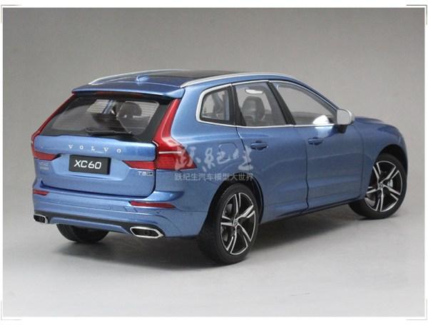 LENO Volvo XC60 SUV Diecast Alloy Car Model   High Simulation   Scale 1:32  colour Black: Toys & Games. rushhockey.ca.