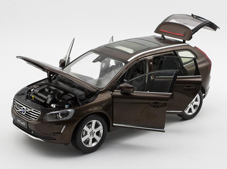 eBay Details about 1:18 VOLVO XC60 XC 60 SUV Brown Die-Cast Metal Model Car