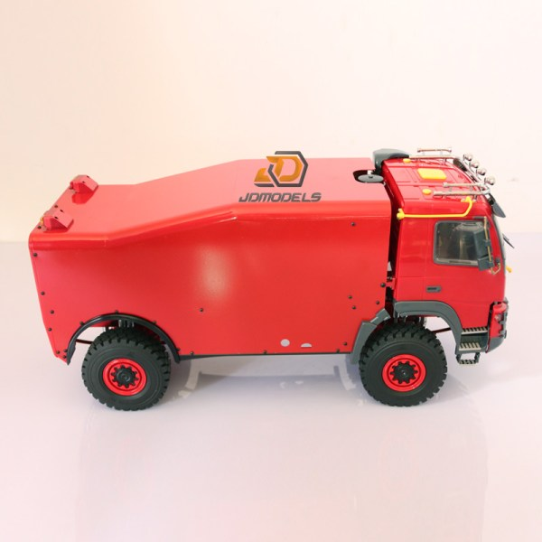 RTR RC 4WD 1/14 Scale Dakar Rally Race Truck, Dakar Rally: Take away a share in the success, rather than sand in your gears