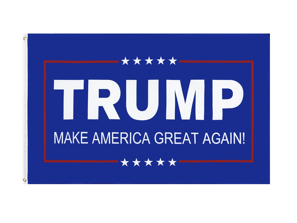 trump make america great again donald trump 2020 presidential campaign flag trump campaign slogan logos poster ads banners 3ft x 5ft