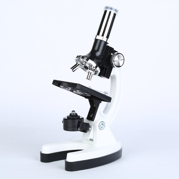 1200X STEM Kit Metal Body Optical Microscope & Light Refraction Microscope, Kid's Microscopes (Microscope for Students, Microscope for Teenager, Preschool Microscope, Junior Microscope, Microscopes for Beginners)