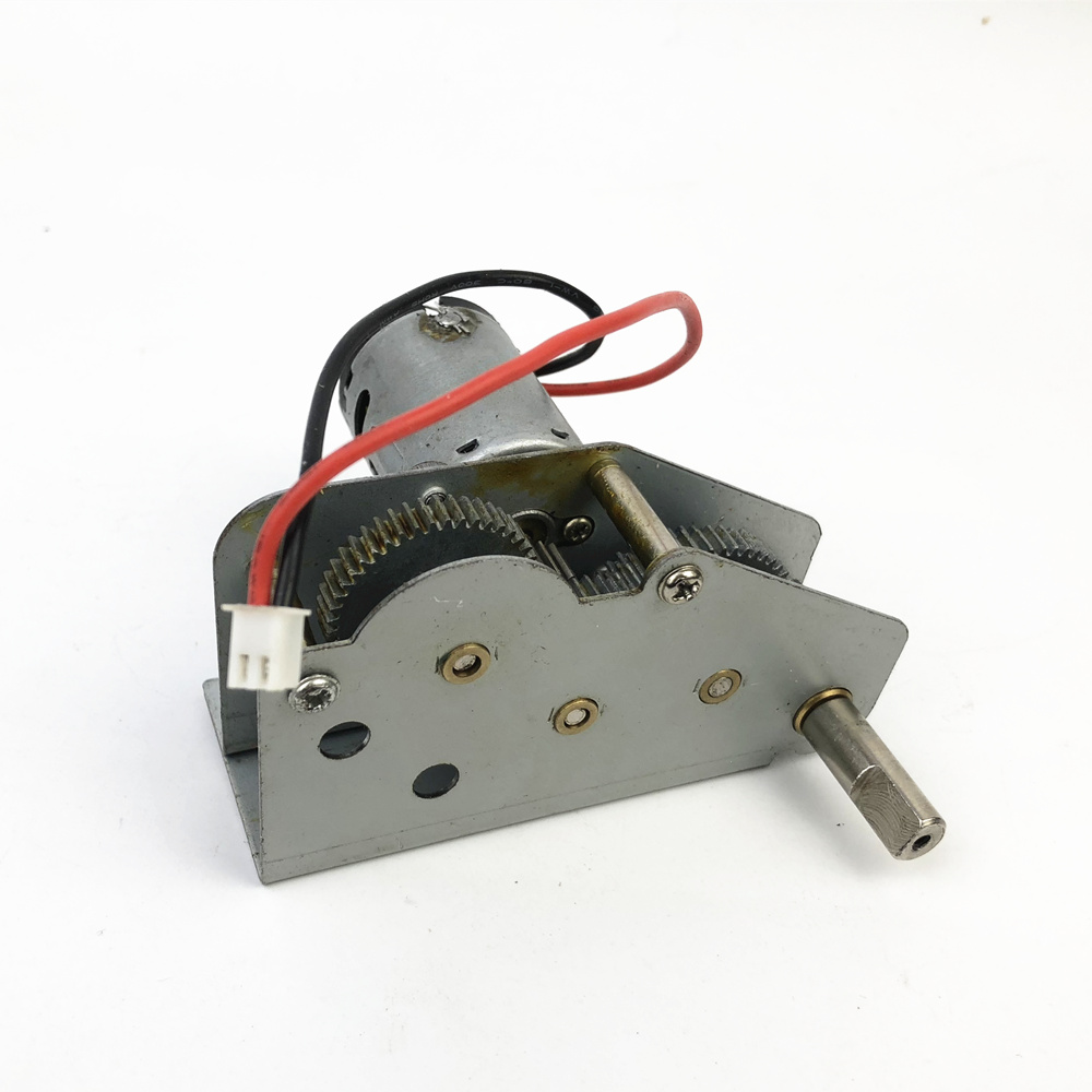 Metallic Tiger I RC Tank Gearbox, Metal & Alloy Transmission Case For Heng-Long 3818 Tiger 1 RC Tank (1/16 Scale Model Remote Control Tank Accessories & Parts & Fittings).