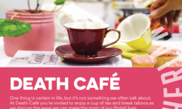 Sutherland Library, Sydney, holds a Death Cafe