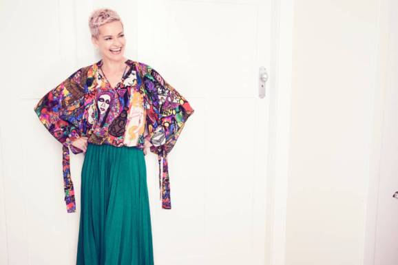 Margaret Rice asks - What has grief taught Jessica Rowe?