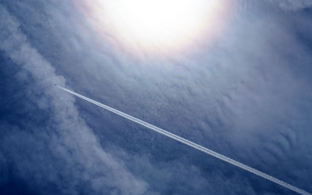 Chemtrails – Why Aren't We Being Told About Them?
