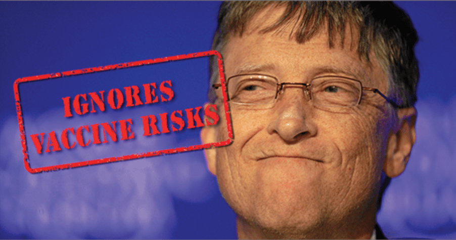 Gates on Covid Vaccines: the video