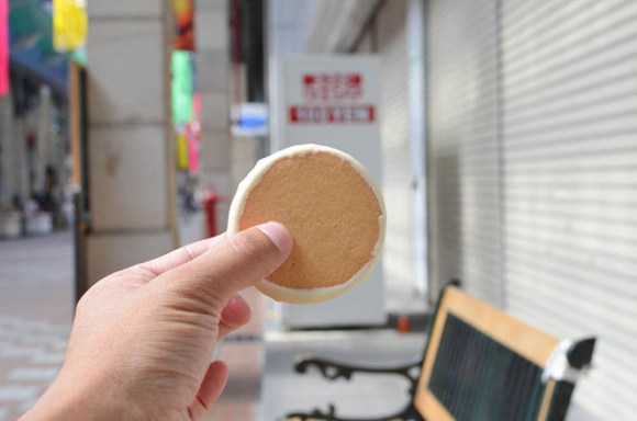 Amatou Walnut-flavored sable and cheese-flavored sable -Amatou in Otaru-