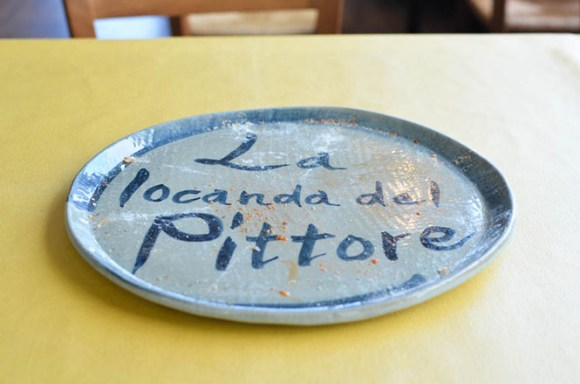 Marinara Pizza -La Locanda Del Pittore around Lake Toya-
