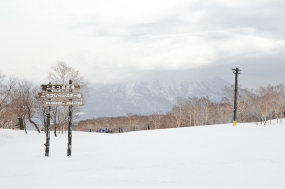 Niseko Grand Hirafu Ski Resort in Kuttchan
