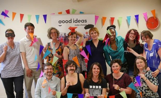 Good Ideas Class 2017