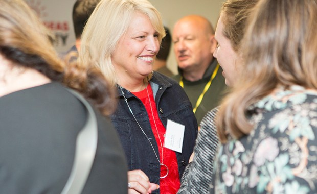 Lorna Baird, Enterprise Development Executive – Social Enterprise at Edinburgh University at Good Ideas Marketplace