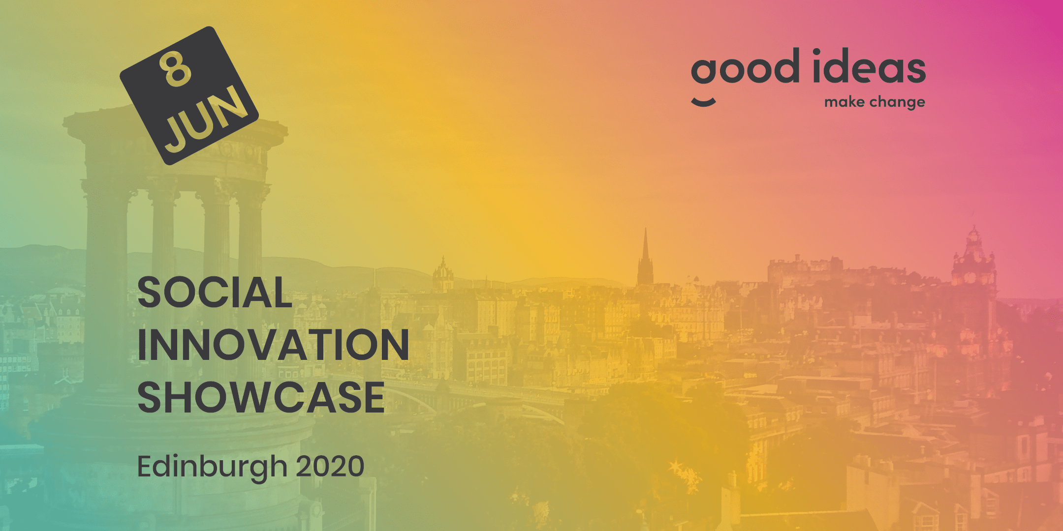 Social Innovation Showcase | Edinburgh 2020 8 June