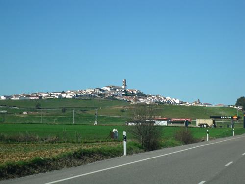 Extramadura on Camino Plata