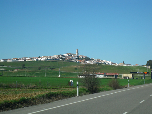Extramadura on Camino Plata
