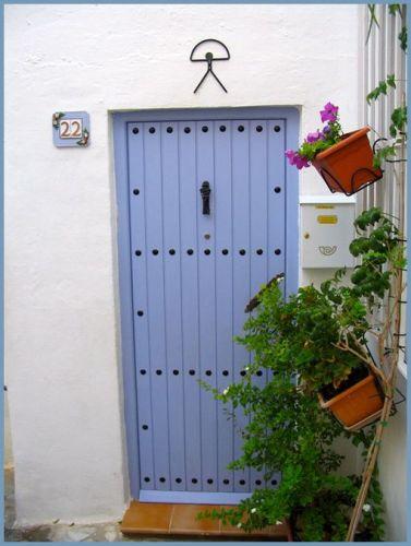 Mojacar_Indalo_door