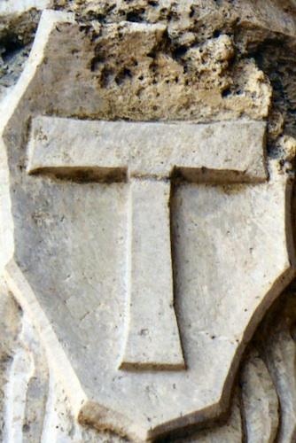 Tau in stone