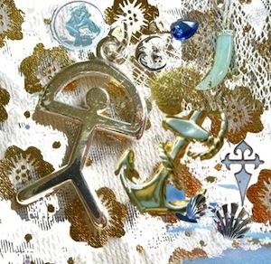 Symbolic jewellery charms