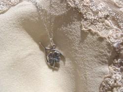 Clover symbolic jewellery