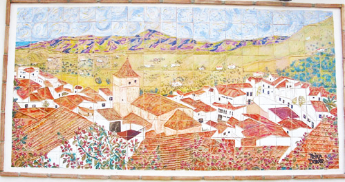 azulejos bedar