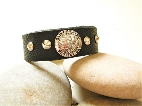 St Michael bracelet to stay safe