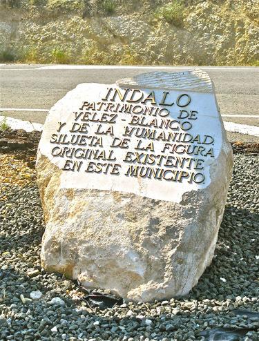 Indalo patrimonio de Almeria