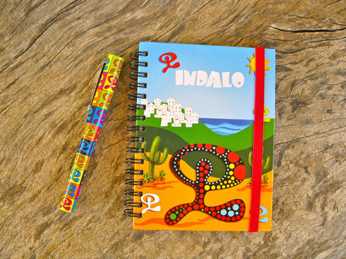 Indalo notebook