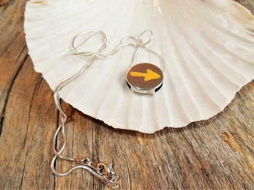 Keep the dream alive necklace