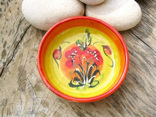 Poppy Spanish ceramic