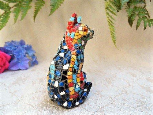 Spanish ceramic cat