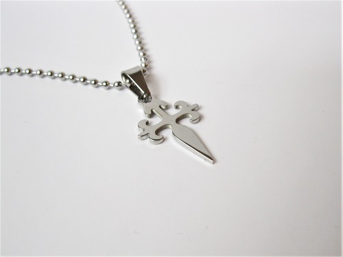 St James cross jewellery