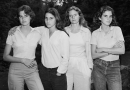 4 sisters take a picture together every year. Watch how time has changed them 40 years later