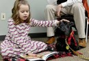 Tail Waggin' Tutors Help Struggling Young Readers Improve Their Reading Skills