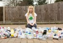 High School Student Nicknamed 'Trash Girl' by Bullies Refuses to Stop Collecting Litter