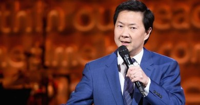 Ken Jeong Stopped A Live Show To Provide Medical Attention To An Audience Member