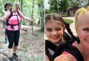 Teacher Carries Student With Cerebral Palsy On School Hiking Trip